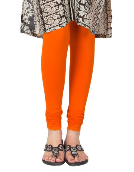 Orange Color Legging